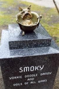 Smoky Denkmal
